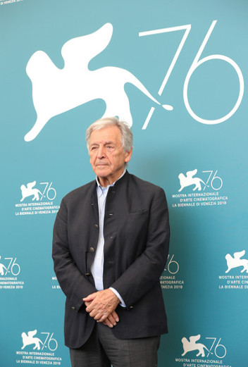 Costa-Gavras Photos